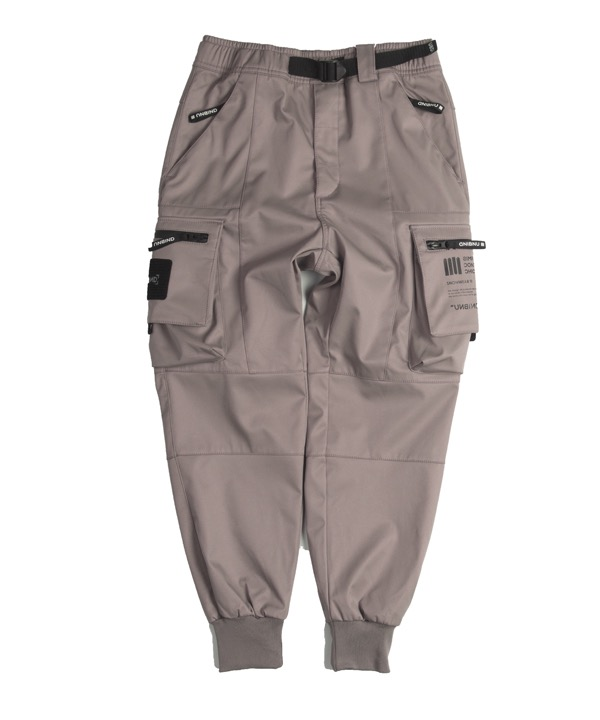언바인드 보드복 SUPERSTAR JOGGER PANTS STANDARD / STONE GREY