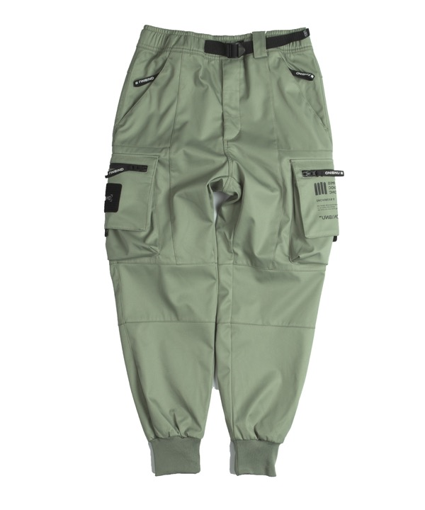 언바인드 보드복 SUPERSTAR JOGGER PANTS STANDARD / KHAKI