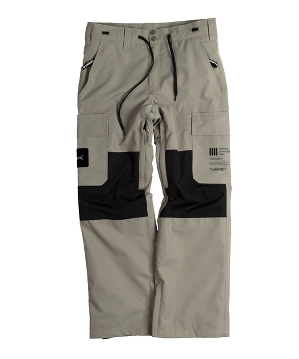 언바인드 보드복 CETUS PANTS / STONE GREY